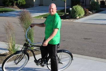 Dale Saturday bike ride